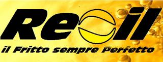 Logo Campione omaggio ReOil per un fritto sempre perfetto