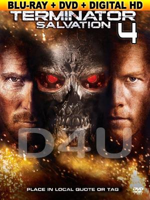 Terminator 4 Salvation 2009 Dual Audio Bluray 480p