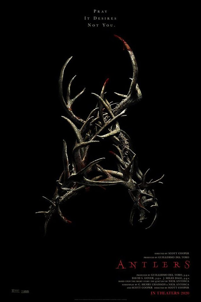 Trailer final de Antlers la nueva producción de terror de Guillermo del Toro