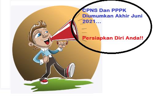 Jadwal Pendaftaran Seleksi CPNS PPPK Diumumkan Akhir Juni 2021, Segera Lengkapi Berkas Dan Fahami Alurnya
