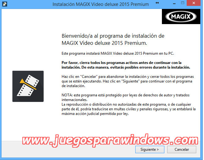 Magix Video Deluxe Premium 2015 ESPAÑOL