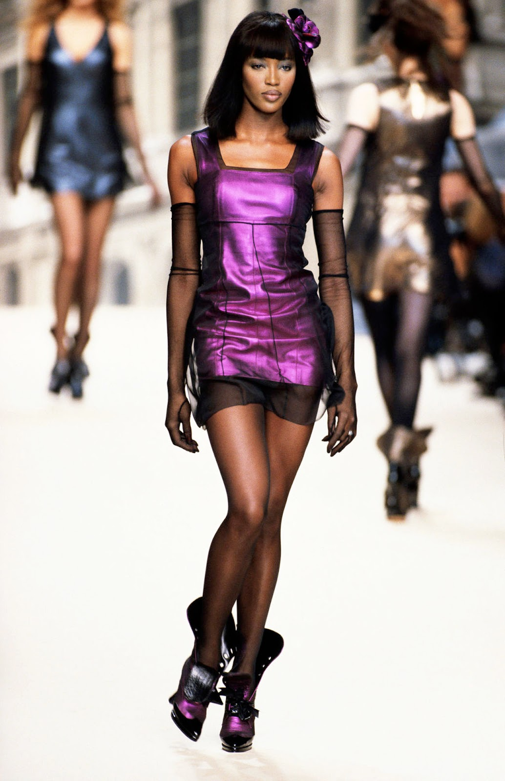 Eniwhere Fashion - Top Models 90's - Naomi Campbell