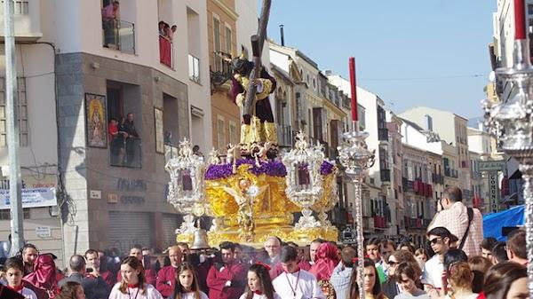Fecha de los Traslados por el cierre de Los Santos Mártires de Málaga