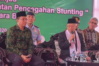 Wapres Apresiasi Langkah Gubernur Cegah Stunting di NTB