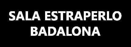 Sala Estraperlo Badalona