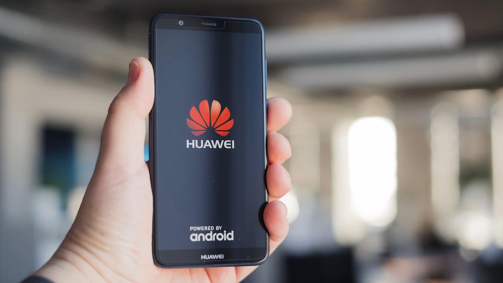 هواوي ليست من بين الخمسة الأوائل في سوق الهواتف الذكية