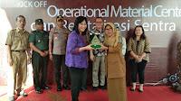 Kemenperin Hadirkan Material Center Dan Revitalisasi Sentra IKM Di Tegal