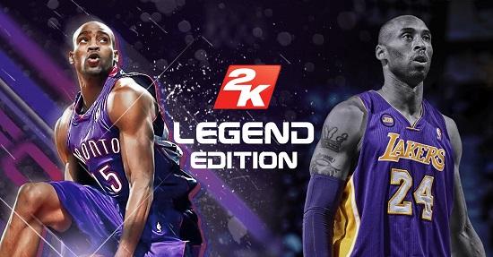 NBA 2K21 Game Modes