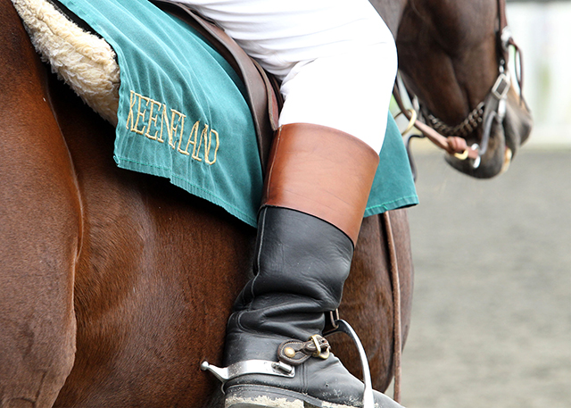 keeneland fall meet results for xtreme