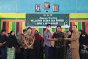 Pengurus Ikatan Alumni MAN 1 Aceh Barat (IKAMSA) Periode 2021 S.d 2023 Dikukuhkan