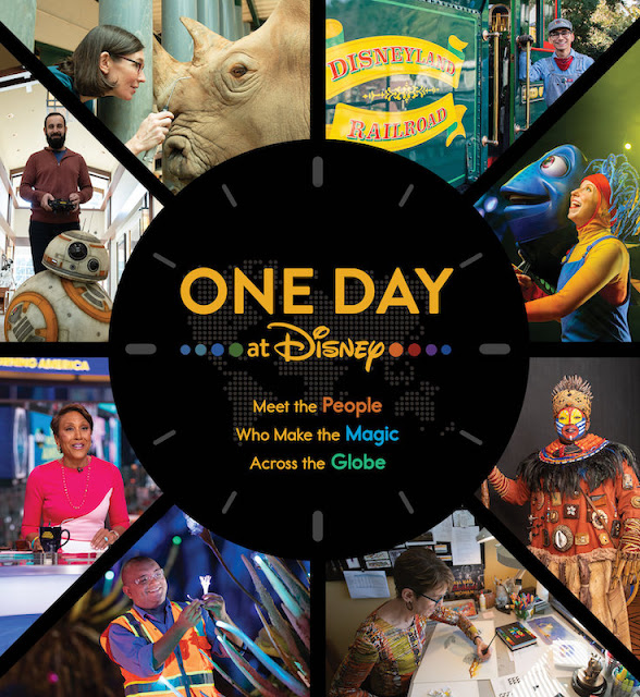 One Day at Disney, D23 2019, Disney Plus