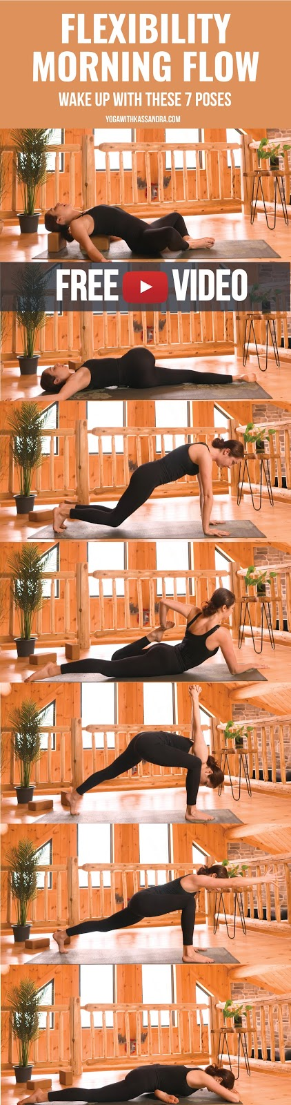 Morning Yoga for Flexibility and Mobility
