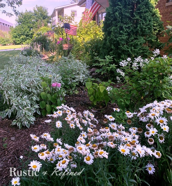 Hot July Garden Tour of Northwest Indiana