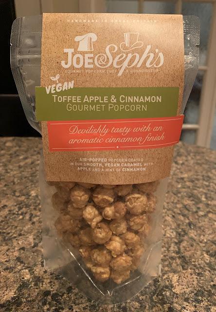 Joe & Seph's Toffee Apple and Cinnamon Popcorn