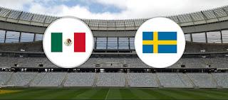 مباراة المكسيك ضد السويد اليوم وكافة القنوات