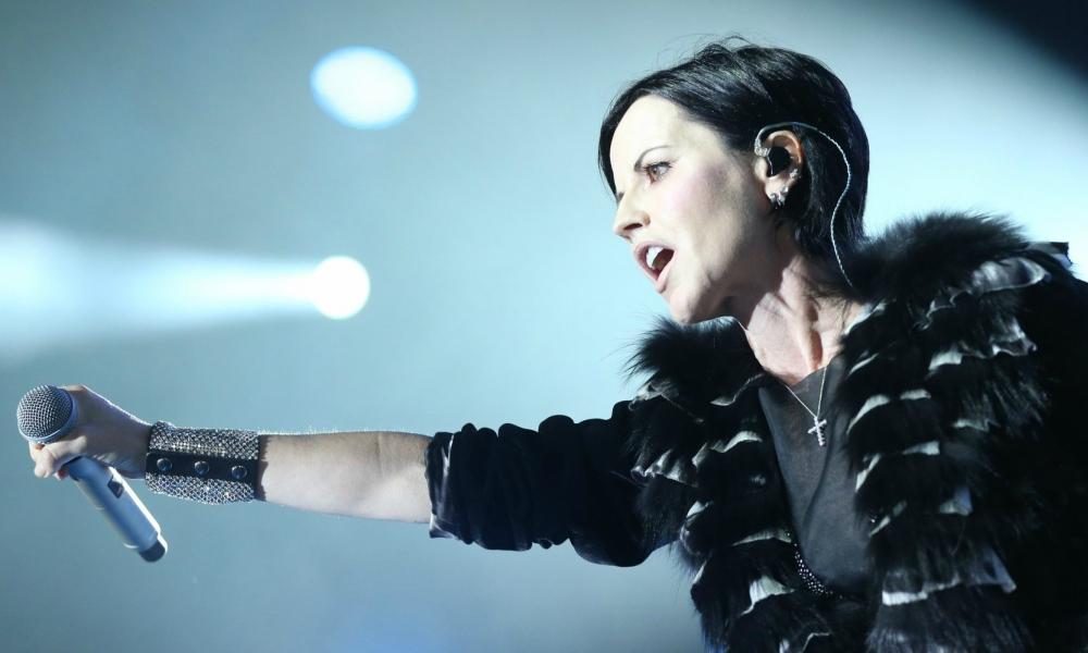La talentosa cantante durante un concierto en Monterrey en 2007 / GETTY IMAGES