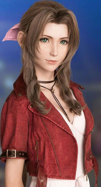final fantasy wallpapers aerith android