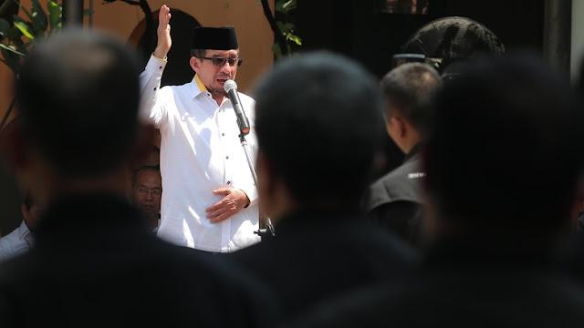 Salim Segaf Siap Dampingi Prabowo di Pilpres 2019