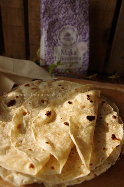 Tortilla albo ormiański lawasz