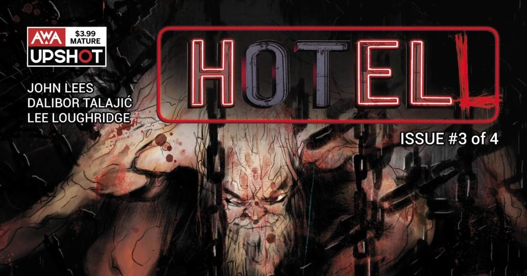 AWA Studios: HotELL #3 (2020) - Reviewed
