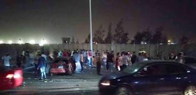 عاجل| إصابة 25 شخصا في انقلاب أتوبيس بالعاشر من رمضان