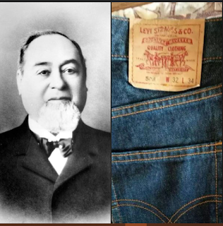 History of Jeans Pants
