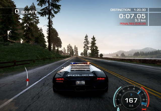 Need for Speed Hot Pursuit PC Games Screenshots
