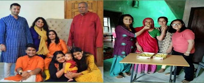 इस पिता की तीनों बेटियां है IAS ऑफिसर