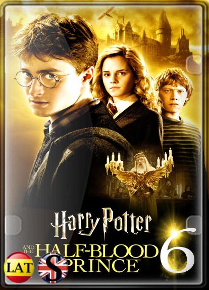 Harry Potter y el Misterio del Príncipe (2009) FULL HD 1080P LATINO/INGLES