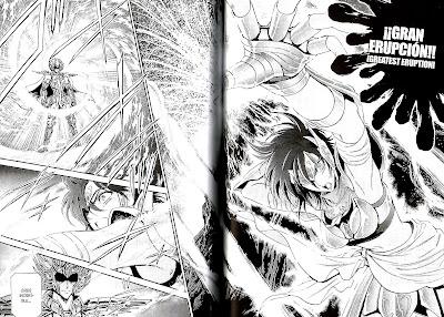 "Reseña de ""Saint Seiya Saintia Shō"" (聖闘士星矢・セインティア翔) vol. 5 - Ivréa"