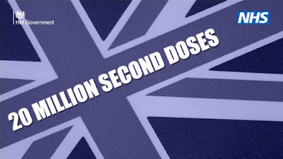 20m second doses