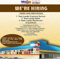 Lowongan Kerja Mitra10 Makassar