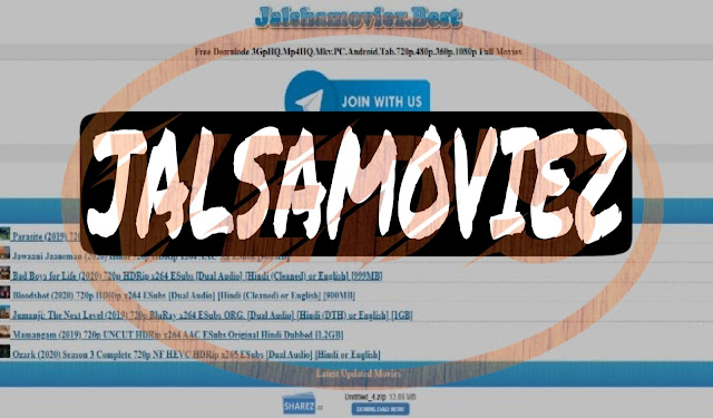 Jalshamoviez 2020: New Bollywood, Hollywood, South, and Telugu Movies Free Download