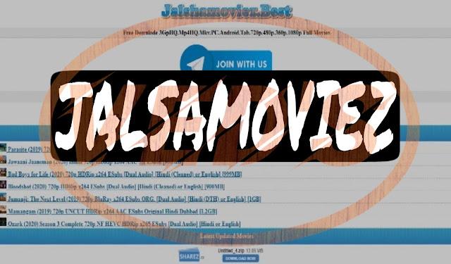 Jalshamoviez 2020: New Bollywood, Hollywood, South, and Telugu Movies Free Download