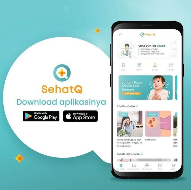 Bersama SehatQ.com Kamu Bisa Mengindentifikasi Penyakit Setelah Melahirkan