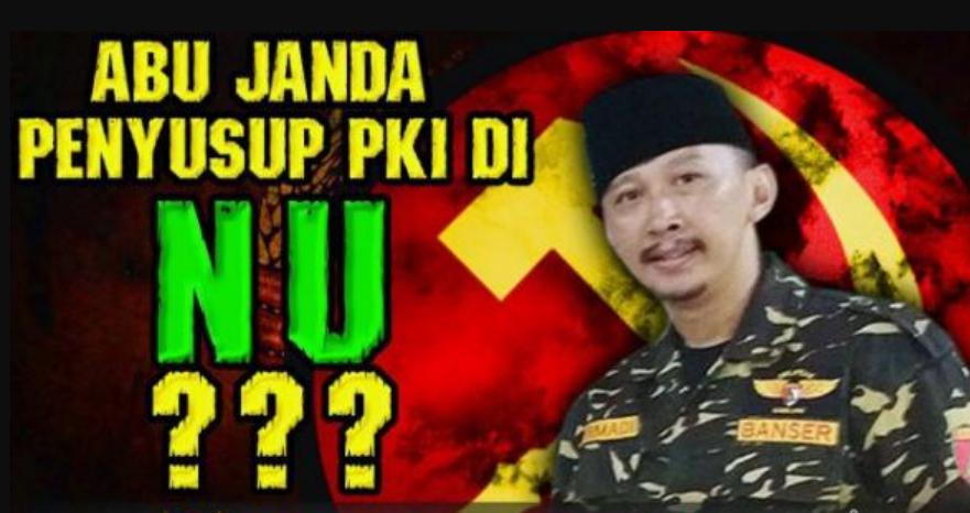 Abu Janda PKI