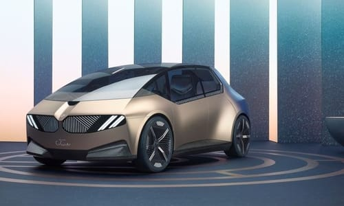 BMW thinks of sustainable cars