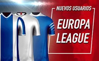 Sportium Bono Europa League: Apuesta 1€ y te damos 50€ 3 octubre 2019