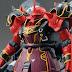 Custom Build: HGUC 1/144 Geara Zulu [Angelo Sauper Use]