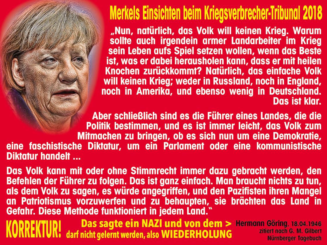 deutschland gefahr krieg