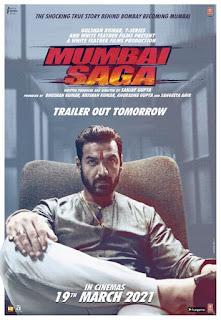 Mumbai Saga First Look Poster 4