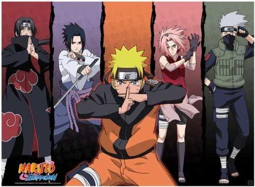 Naruto Shippuden licenciada por Selecta Visión
