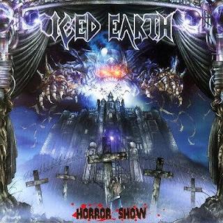 """Ο δίσκος των Iced Earth """"Horror Show"""""""