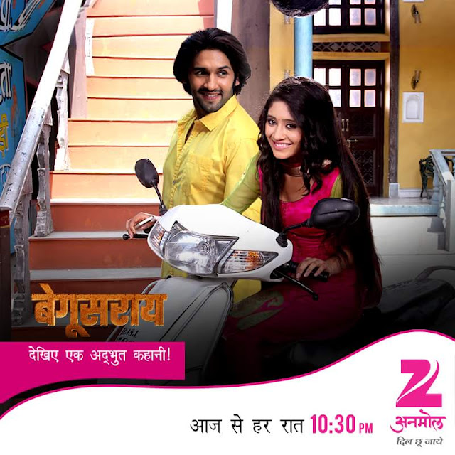 'Begusarai' Serial On Zee Anmol Wiki Plot,Promo,Cast ,Title Song,Timing,Pics