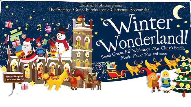 7c037030a7 It s A Family Adventure!  Winter Wonderland at St Luke s