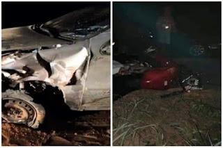 BA-148: Casal morre em acidente envolvendo moto e carro na Chapada Diamantina