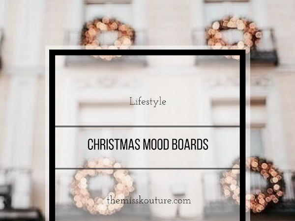 Christmas Moodboards