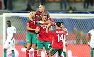 فرصة فوز منتخب المغرب في بطولة أمم أفريقيا مصر 2019