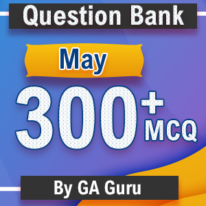 Current Affairs Question Bank 300+ MCQ: May 2019