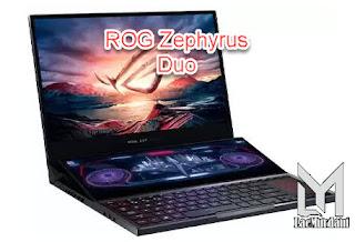 ROG Zephyrus Duo
